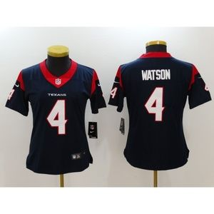 Women Houston Texans Deshaun Watson Jersey (1)